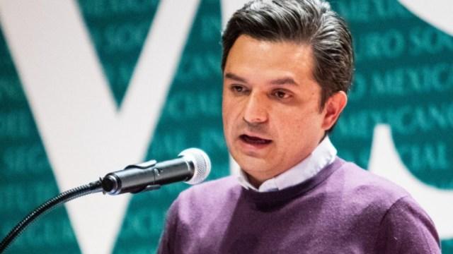 Conferencia de Zoé Robledo, director del IMSS