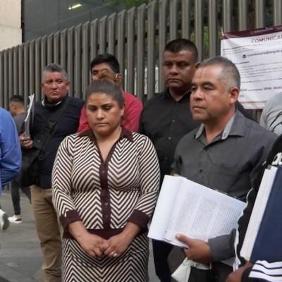 Amenazan y separan del cargo a policías en Puebla por presuntamente filtrar información de 200 patrullas; temen por su vida
