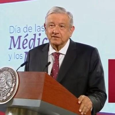 El presidente de México, Andrés Manuel López Obrador, firmó un decreto para hacer oficial el 23 de octubre como el Día del Médico.