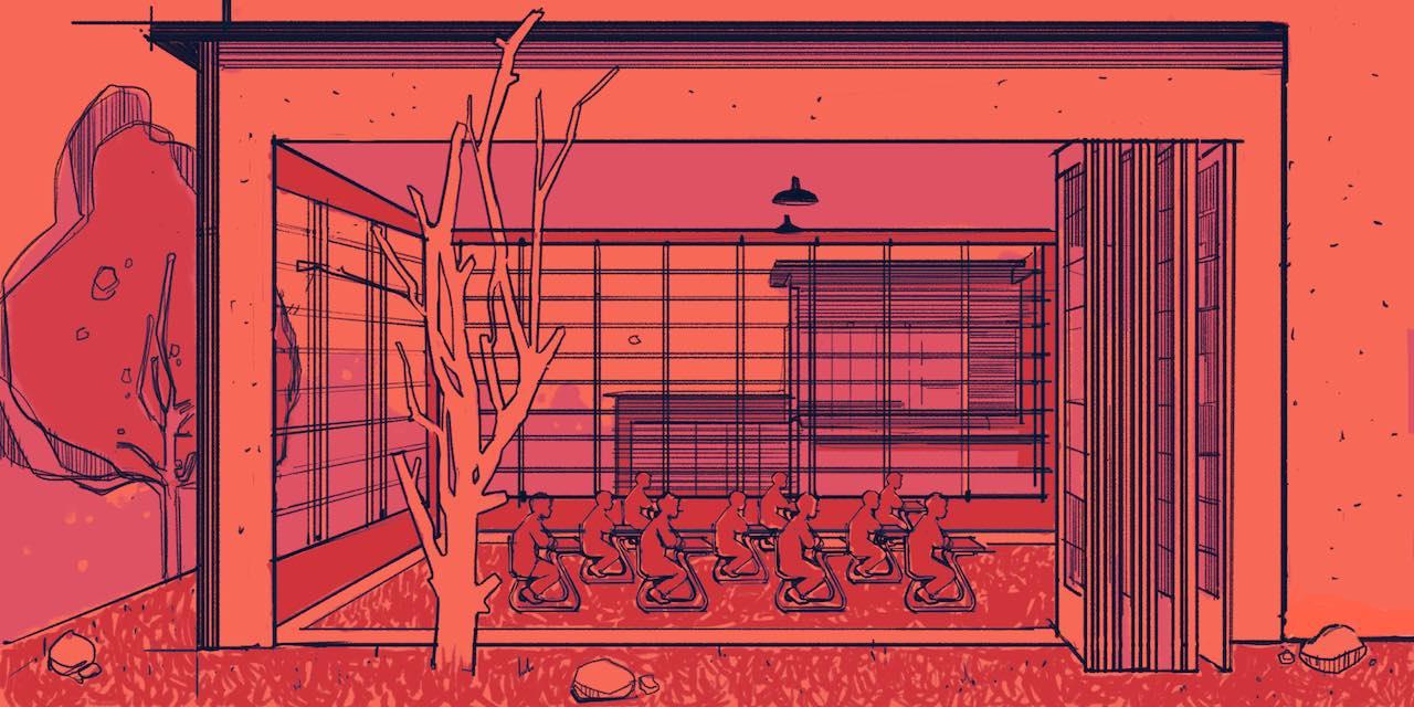 Arquitectura Pandemia Supervivencia Humanidad Imagen