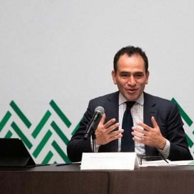 México hace lo que puede para reactivar economía: Arturo Herrera