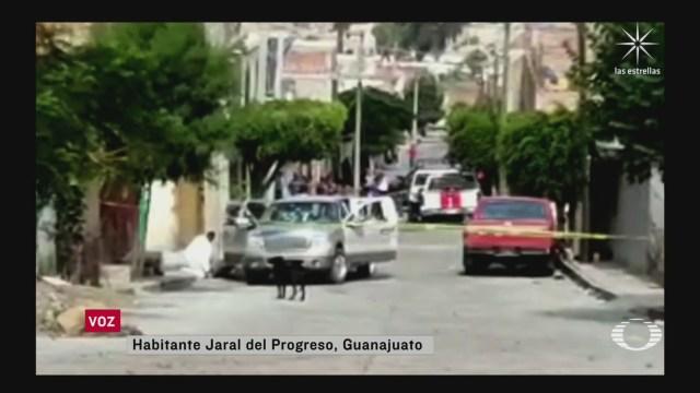 Asesinan a cinco personas durante un velorio en Guanajuato