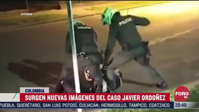 asi fueron los ultimos momentos de javier ordonez asesinado por policias en colombia