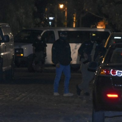 Realizan operativo policial en casa de yerno de Luis Serna, exsecretario particular de Miguel Ángel Mancera