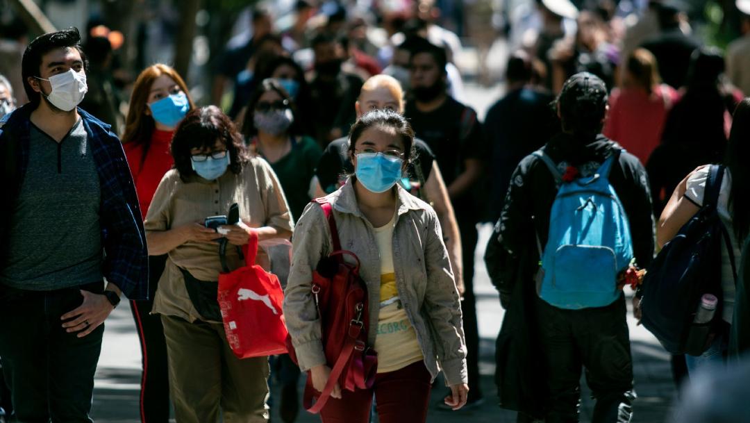 Población ha bajado la guardia' ante COVID-19 en CDMX – Noticieros Televisa