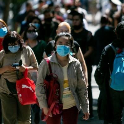 'Ciudadanía ha bajado la guardia' ante COVID-19 en CDMX: Oliva López Arellano