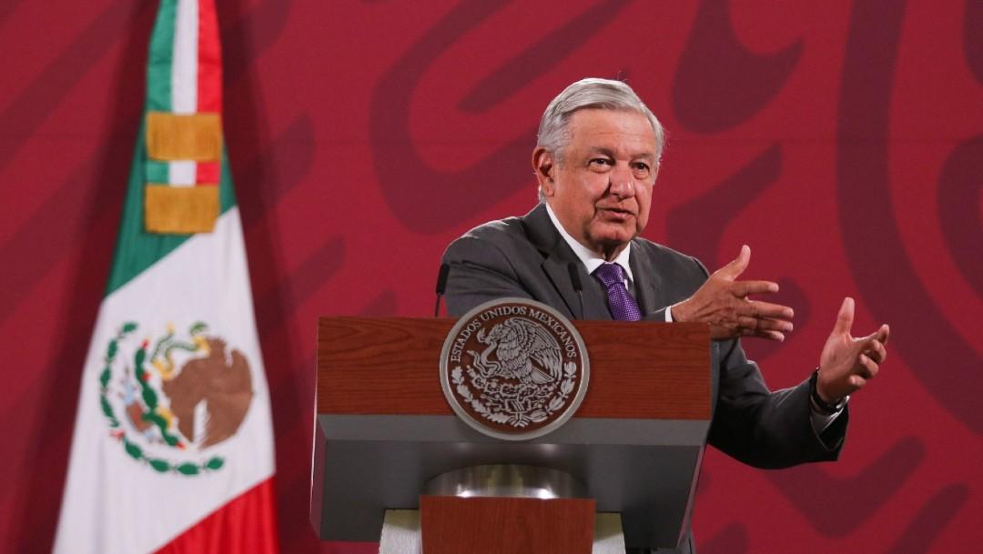 Conferencia de prensa matutina, López Obrador