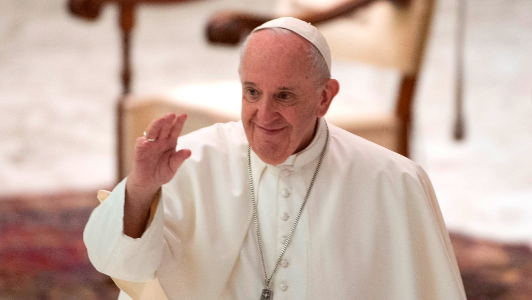 Confirman caso positivo de coronavirus en residencia del Papa Francisco