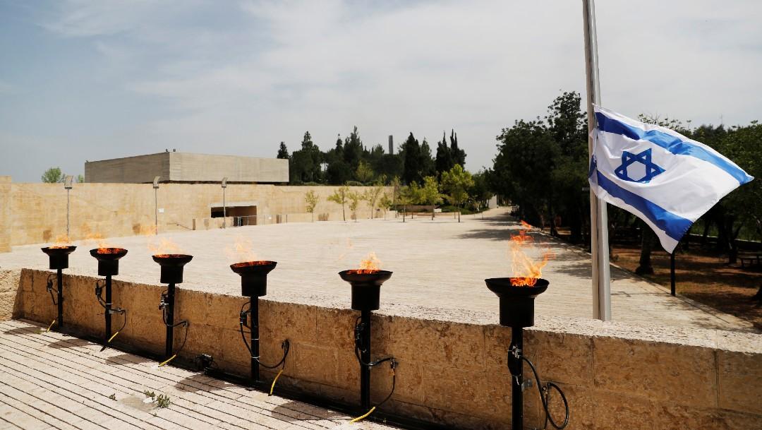 Conmemoración Holocausto Jerusalén