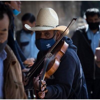 México rebasa los 800 mil casos confirmados y las 83 mil muertes por COVID-19