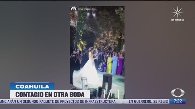 decenas de contagiados de covid 19 tras boda en torreon coahuila