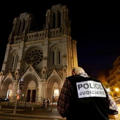 Detienen a hombre por su posible complicidad con autor del atentado de Niza, Francia