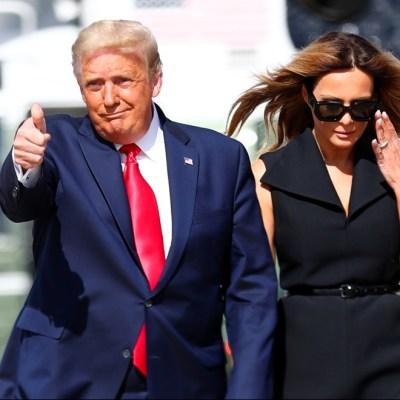 Donald Trump votará anticipadamente el sábado en Florida