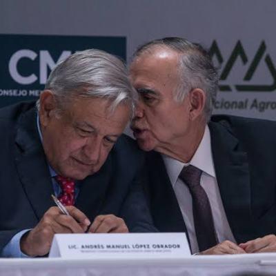 Alfonso Romo dialoga con CCE sobre Plan de Infraestructura del gobierno