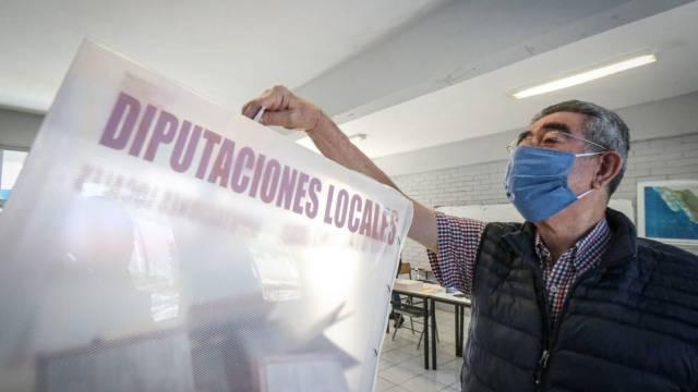 El Instituto Electoral de Coahuila comenzó la difusión de los resultados del PREP