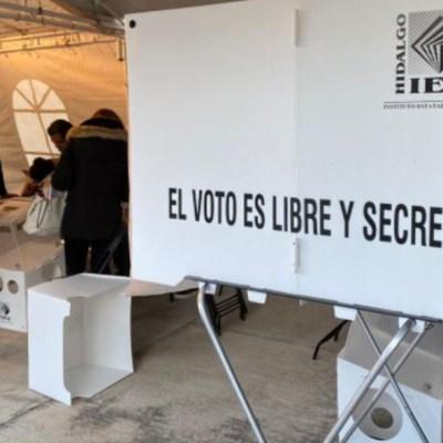 Arranca jornada electoral en Hidalgo y Coahuila con medidas sanitarias por COVID-19