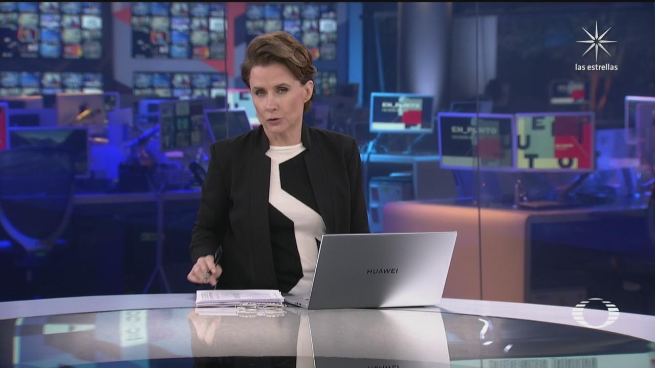En Punto Denise Maerker Televisa Programa Completo 26 Octubre 2020