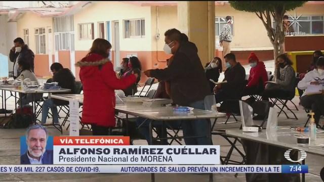 entrevista con alejandro moreno cardenas presidente nacional del pri para despierta