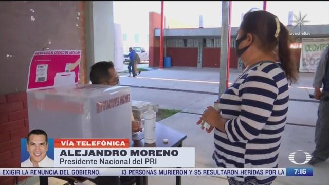 entrevista con alfonso ramirez cuellar presidente nacional de morena para despierta