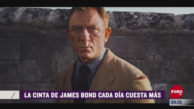 espectaculosenexpreso la cinta de james bond cada dia cuesta mas