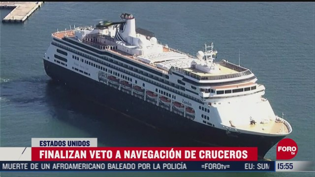 estados unidos levanta prohibicion a cruceros