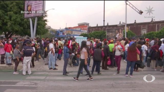 Festejos de Día de Muertos y 12 diciembre preocupa a CDMX