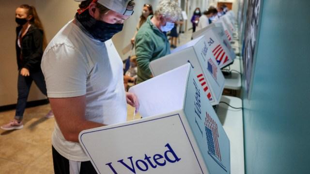 fraude electoral, Estados Unidos, elecciones, vota