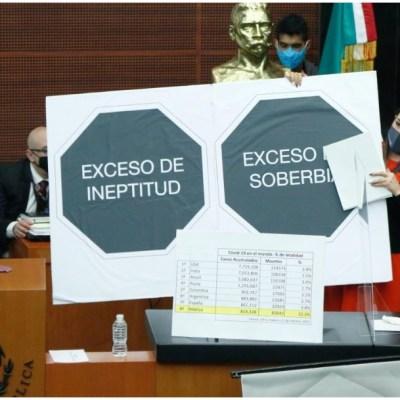 Oposición enfrenta a López-Gatell durante comparecencia ante Comisión de Salud del Senado
