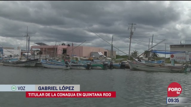 huracan delta amenaza la peninsula de yucatan