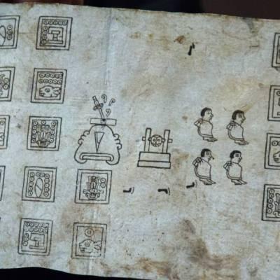 El Vaticano no prestará códices prehispánicos a México