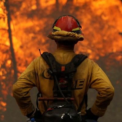 Incendio en California rompe récord; ya es el más grande en toda su historia