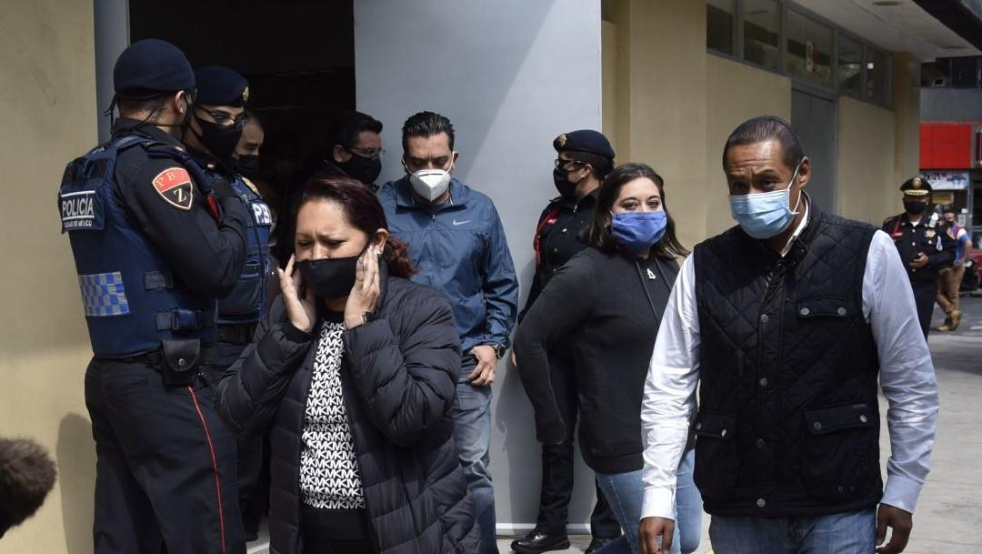 FGJCDMX apelará sentencia contra dueña del Colegio Rébsamen