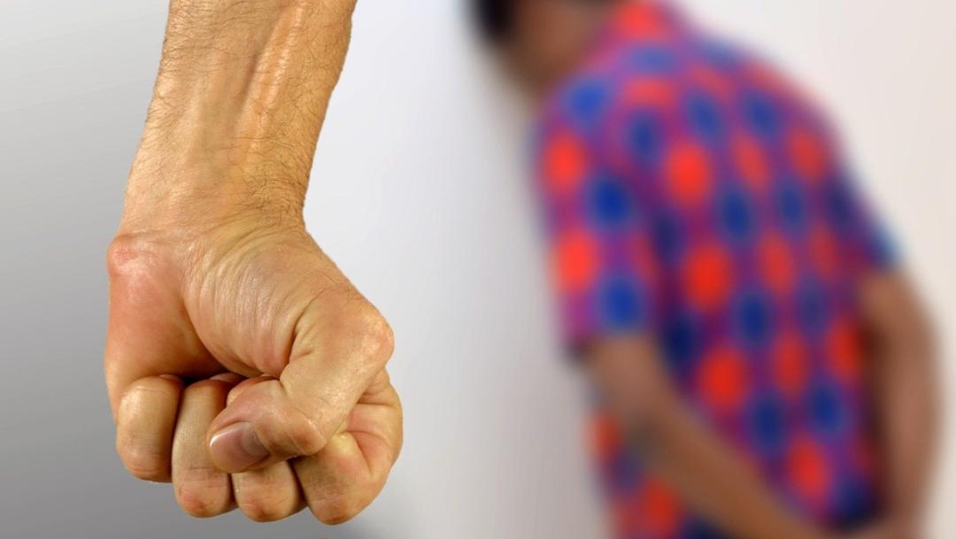 violencia contra menores