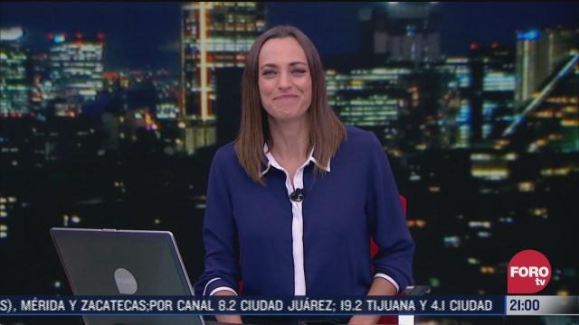 las noticias con ana francisca vega programa del 26 de octubre de