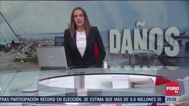 las noticias con ana francisca vega programa del 8 de octubre de