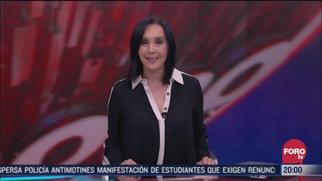 las noticias con karla iberia programa del 16 de octubre del
