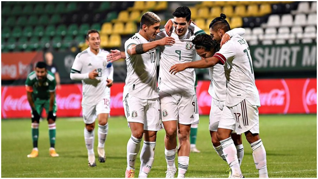 México vs Argelia