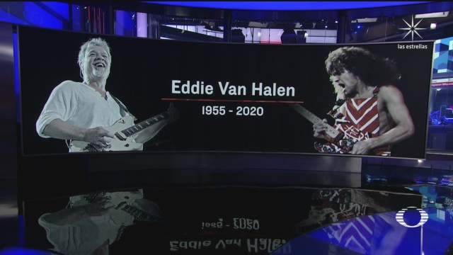 muere el guitarrista holandes eddie van halen