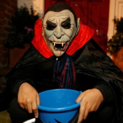 ¿Por qué se usa disfraz en Halloween?