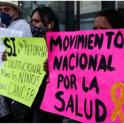 Padres de niños con cáncer presentan denuncia tras robo de medicamentos oncológicos