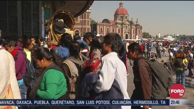 no habra peregrinaciones a la basilica de guadalupe el proximo 12 de diciembre