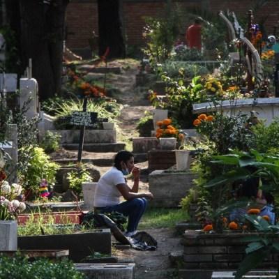 Cerrarán panteones el Día de Muertos en varios estados del país por COVID-19