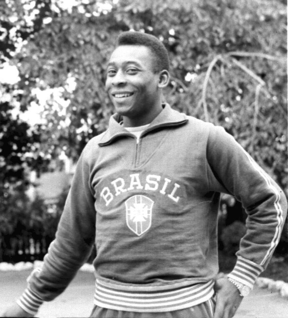 Edson Arantes do Nascimento, 'Pelé'