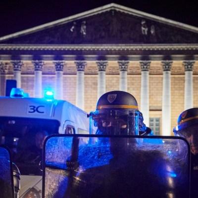 Detienen a nueve por decapitación de profesor en París
