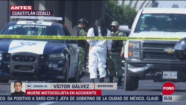 por accidente cierran circulacion en carriles centrales de la autopista mexico queretaro