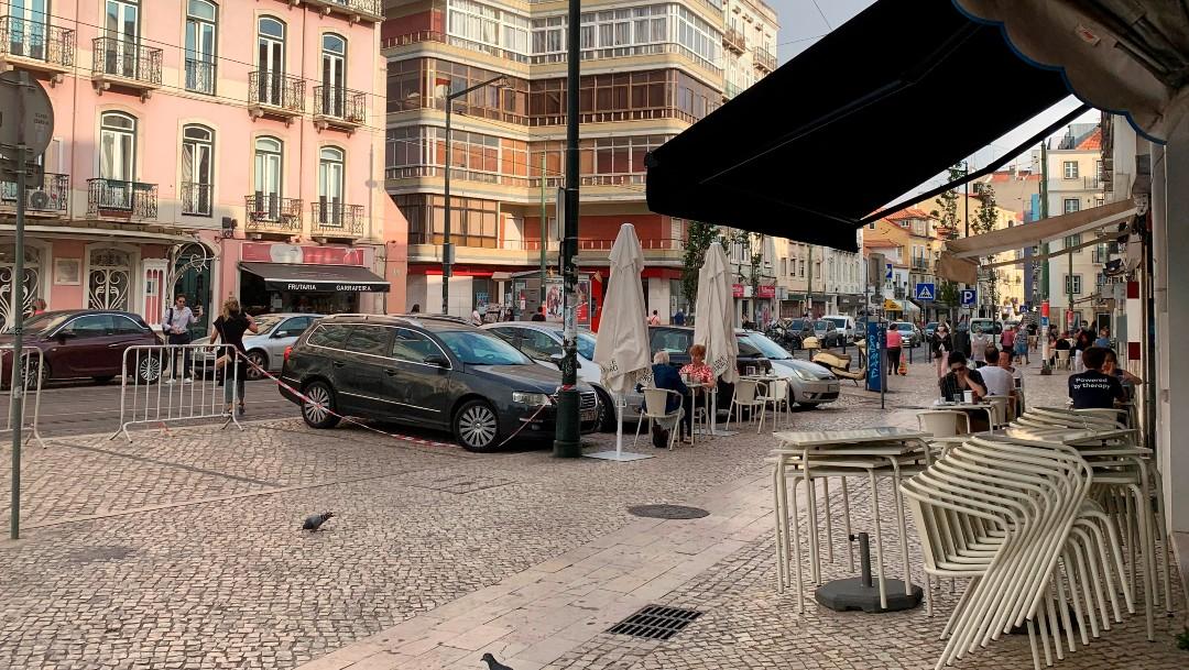 Portugal registra 67% de ocupación en UCI
