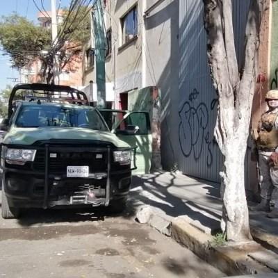 Detectan posible toma clandestina de combustible en alcaldía Miguel Hidalgo