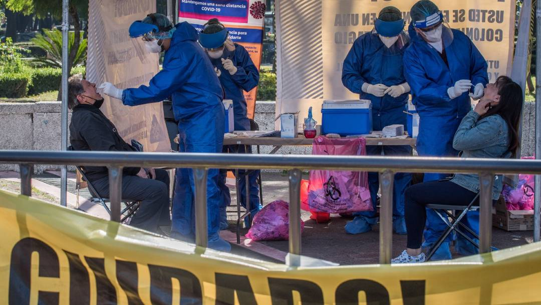 El Gobierno de la Ciudad de México integró 14 nuevas colonias al Programa de atención prioritaria por coronavirus