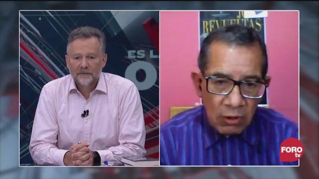 """Leo Zuckermann entrevista al periodista Francisco Cruz, escritor del libro """"García Luna, el señor de la muerte"""","""