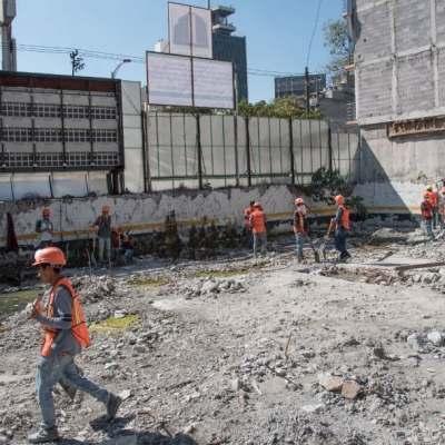 Reconstrucción de inmuebles dañados por sismos concluirá en 2022: Sedatu